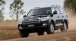 Toyota Land Cruiser VX200